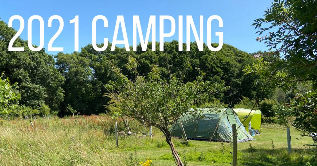 2021 camping dates The Secret Campsite Lewes